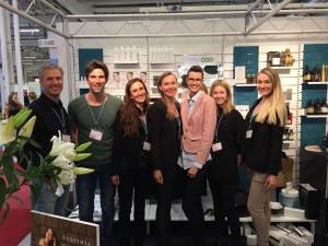 Team Turkos: Mats, Peter Pote, Camilla Jönsson, Gabriela, Bitte, Elin, Beatrice