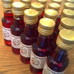 havtornsolja flaskor