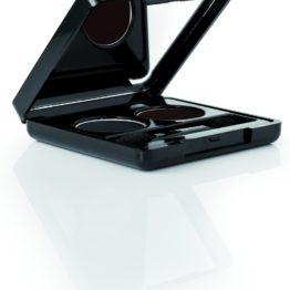 Nvey Eco Organic Eyeshadow Duo - Cake Eyeliner