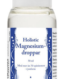 Holistic Magnesiumdroppar 50ml
