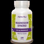Alpha Plus Magnesium Synergi 180kap