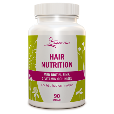 Alpha Plus Hair Nutrition 90kap