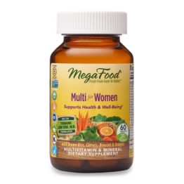 MegaFood Multi for Women, 60tab