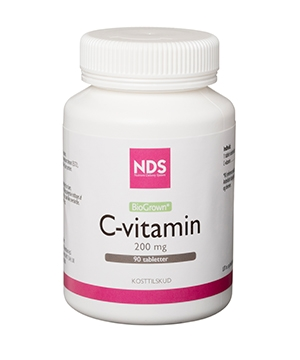 NDS C-vitamin Bio Grown