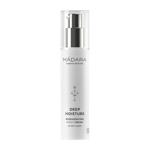 Mádara Deep Moisture Regenerating Night Cream 50ml