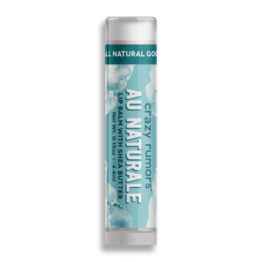 Crazy Rumors Lip Balm Au Naturale