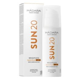 Madara SUN20 Weightless Sun Milk Spf 20