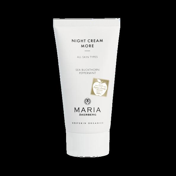 Maria Åkerberg Night Cream More 50ml