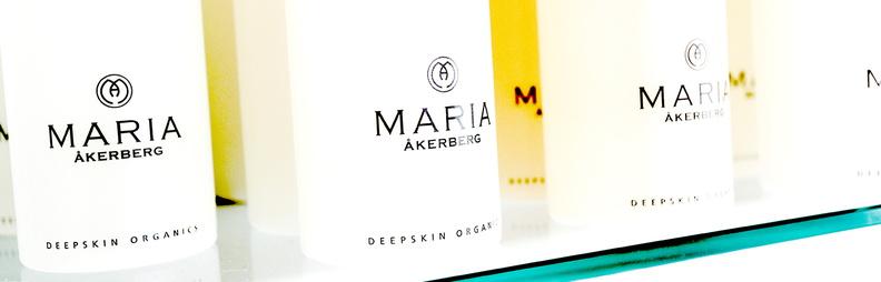 Maria Åkerberg Svensk Ekologisk Hudvård